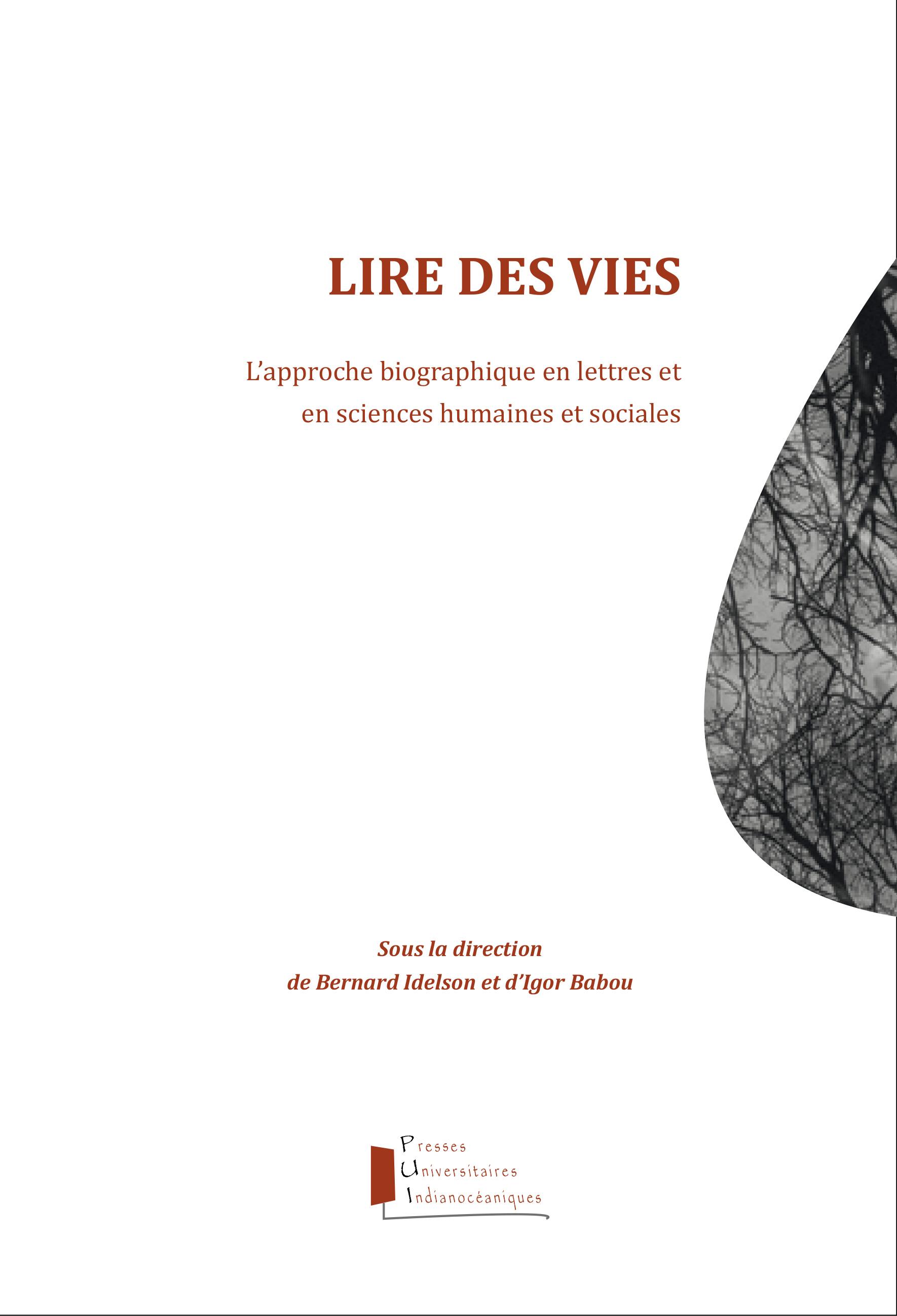 Igor Babou Nature Savoirs Sociétés
