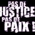 Pas de justice, pas de paix : solidarité avec les victimes des violences policières racistes